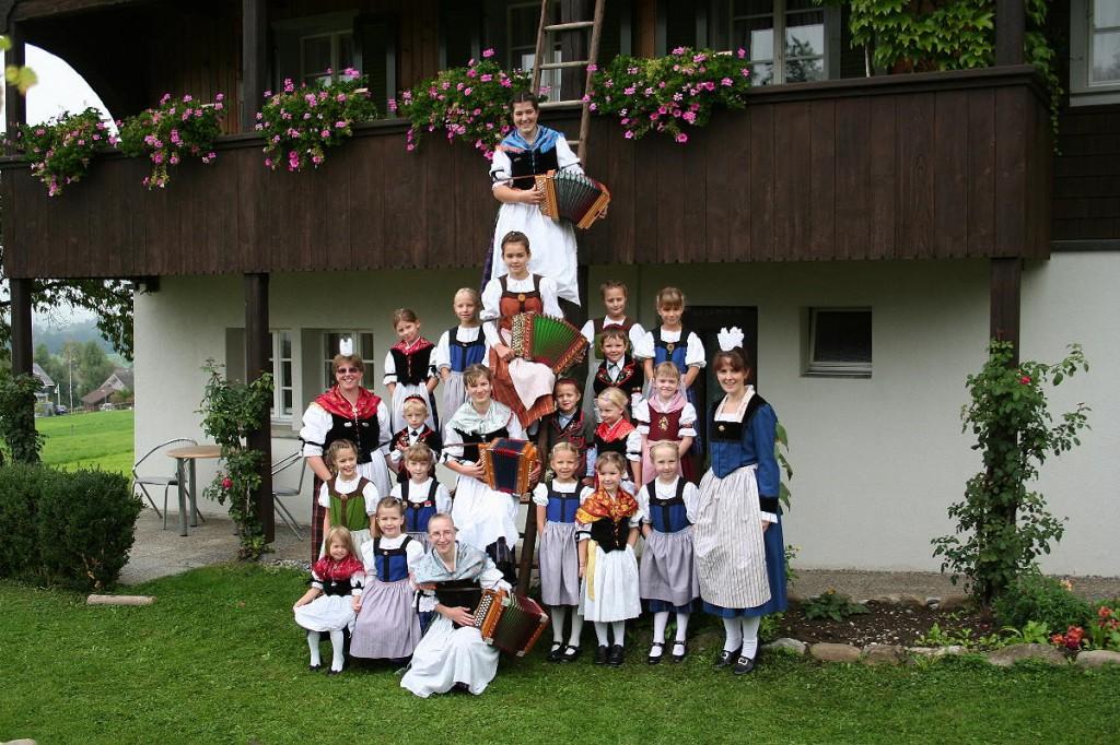 Kindeergruppe